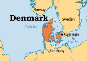 Site oficial da Dinamarca